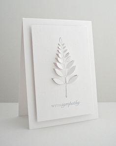 """Simple idea for a card ("""",)"""