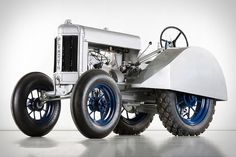 """PLYMOUTH - """"Orchard"""" Tractor"""