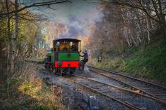 The Last Train by Phil Robson on 500px