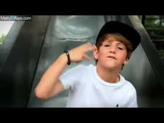 MattyB - We Are Young ft. Janelle Monáe (MattyBRaps Cover) 9 Year Old Rapping!