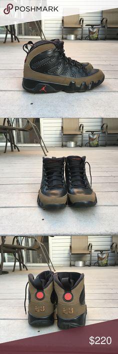 7e3727158 Jordan Olive 9 2012 Great condition 9 10 Jordan Shoes Sneakers
