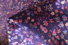 Donna Leigh Tana Lawn - Liberty Of London - Tessuti Fabrics - Online Fabric Store - Cotton, Linen, Silk, Bridal & more