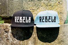 "REBEL8 ""Spring/Summer 2012 Snapback Cap"""