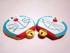 doraemon cookies