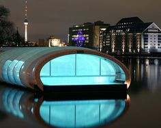 ღღ Badeschiff, Berlin - Germany