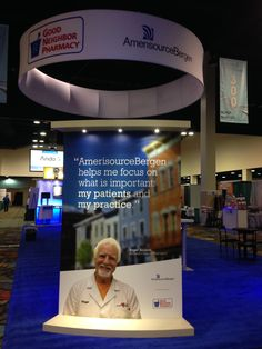 AmerisourceBergen Corporation - Booth 317 - The 115th Annual Convention and Trade Exposition is your best opportunity to secure and grow business with loyal and appreciative customers, the health care professionals and small business owners of independent community pharmacy.