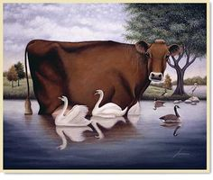 Reflections by Lowell Herrero