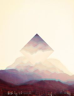 Geometric Forms in Surreal Nature-8