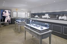 Ofée French Jewellery Boutique by Stefano Tordiglione Design, Hong Kong