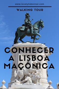 Conhecer a Lisboa Maçónica Walking Tour Travel List, Walking Tour, Places To Visit, Traveling, Luxury Travel, Travel In Europe, Bucket List Travel, Lugares, Life