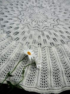 Ruth and Belinda - just for you, luxury knitwear, design collection, knitting pattern, traditional baby knitting shawl, lace shawl, circular shawl knitting pattern, easy shawl knitting pattern