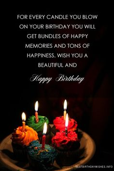 Best Birthday Wishes | Say Happy Birthday To Your Friends