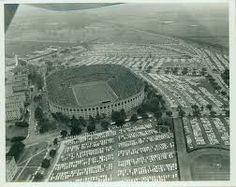 Tiger Stadium 1958 My Dad S Dorm Room Was In The Stadium
