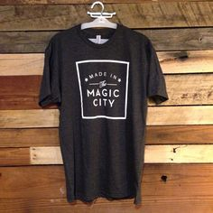 """""""Made in The Magic City"""" T-Shirt"""