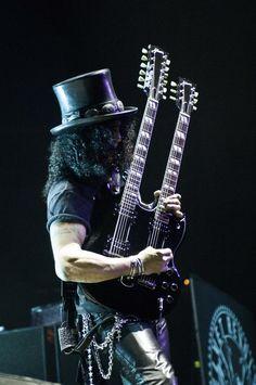 Slash Interview - Blaze Of Glory - Guitar and Bass   Guitar and Bass
