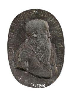 Médaillon de Jean d'Estrées. Reverse