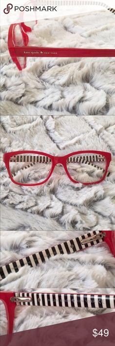 Kate Spade eyeglasses Red Kate spade eyeglasses kate spade Accessories Glasses