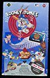#9: 1991 Upper Deck Comic Ball Looney Tunes Baseball Card Set Wax Pack Box Bug Bunny