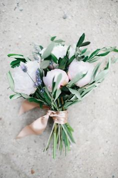 Beautiful Summer Provence Flower Wedding Ideas Peony Lavender Bridal Bouquet Flowers http://www.brittspring.com/