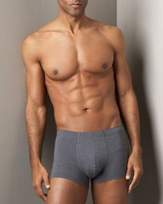 Hanro Sensation Boxer Briefs   $54.00