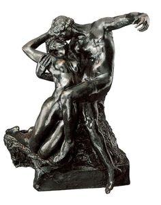 Eternal Spring 1884 - Auguste Rodin