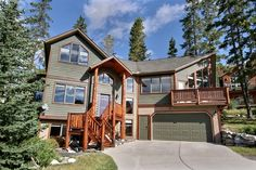 224 Eagle Terrace Road Canmore House for sale: 4 bedroom sq. Terrace, Eagle, House Ideas, Cabin, Homes, Bedroom, House Styles, Home Decor, Balcony