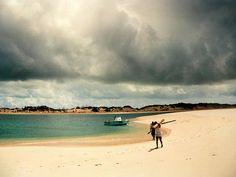 Pansy Island - Bazaruto , Mozambique,