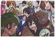 Shit Happens, Anime, Collaboration, Cartoon Movies, Anime Music, Animation, Anime Shows