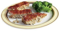 This is no ordinary turkey meatloaf recipe. The pearled barley will disappear into your meat and boost flavor.