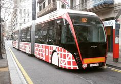#bus #hibrido #h12 #tmb #Barcelona