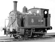 Southern Railway Class Tank No doubt this one did well in industrial yards Locomotive Diesel, Steam Locomotive, Southern Trains, Durham Museum, Old Steam Train, Rail Transport, Southern Railways, Steam Railway, Train Times