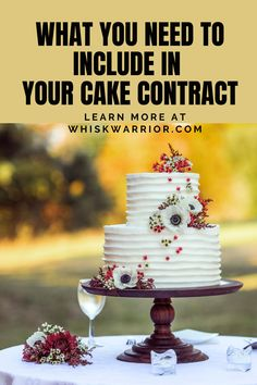 Home Bakery Business, Baking Business, Cake Business, 3 Tier Wedding Cakes, Cake Decorating For Beginners, Cake Pricing, Bakery Cakes, Bakery Recipes, Cake Shop