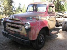 1957 International Harvester S-152 truck