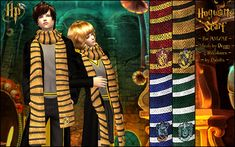 Hogwarts Scarf Ver.4