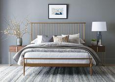 38 Ideas for master bedroom ideas minimalist bed frames Bedroom Bed, Bedroom Furniture, Master Bedroom, Bedroom Decor, Bed Room, Bedroom Ideas, Master Suite, Bed Ideas, Bedroom Designs