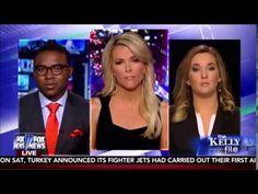 Megyn Kelly on #BlackLivesMatter Double Standard
