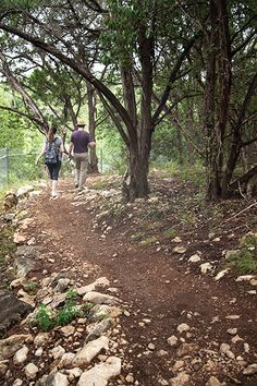 Violet Crown Trail : With such picturesque hiking trails in Austin and surrounding areas, I will get a chance to continue my passion for hiking and get close to nature again.