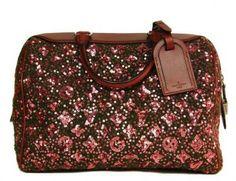 Louis Vuitton Sequin Monogram Sunshine Express Speedy Bag