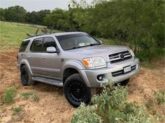 Toyota Sequioa, Pro Comp, Tyre Fitting, Wheels And Tires, My Ride, Patagonia, Offroad, Supreme, Running