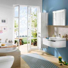 Salle de bain 2011 : découvrez la collection Subway de Villeroy & Boch