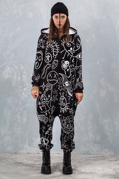 Plus Size Festival Clothing Women Hooded Adult Onesie Pajama Plus Size Rave Clothing Festival Outfit Rave Outfit Hooded Onesie Adult Festival Outfit Plus Size, Festival Outfits, Festival Clothing, Burning Man Outfits, Adult Onesie Pajamas, Inka, Rave Outfits, Short Outfits, Onesies