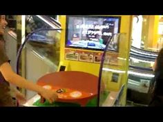 Say what you will about arcade games but this Japanese table flipping game looks like it may capture all the dinning fury that we WISH we could express.