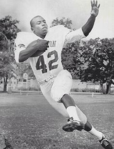 "Warren McVea (born July 30, 1946 in San Antonio, Texas) was a football player who made civil rights history by becoming the first African-American to play the sport for the University of Houston. McVea, known as ""Wondrous Warren"" during his high school football career at San Antonio's Brackenridge High School."