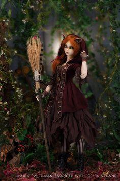 FeePle60 Sionna Designer's Complete (Mandrak Moors Dolls - Sionna Fómhar) (limited)                                                                                                                                                                                 Plus