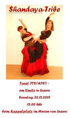 Veranstaltung am Venite da Tanz dieses Jahr das Duo Shandaya-Triebe