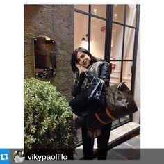 #RG @vikypaolillo Turista per UNa Notte #weekend #rome #fifteenkeys #hotel #thanks @dandyitalianman #surprise #saturday #me #you #monti #life #lifestyle #cool #cute #love #happy