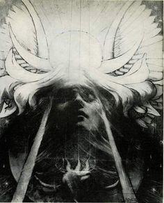 Jean Delville  Isis