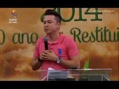 Pr. Lucinho Barreto - O Que Deus Espera de Nós (28/12/2013)