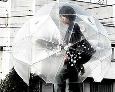 Huge Japanese Umbrella