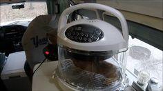 RV Cooking ~ Pork Tenderloin in the NuWave Oven